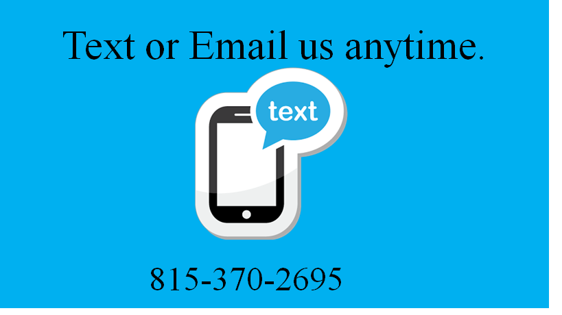 Text or Email